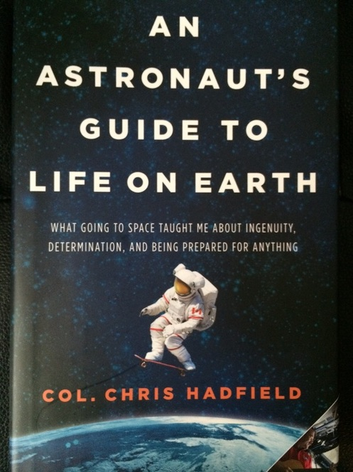 What Can We Learn From An Astronaut? (BookReview)