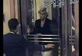 Princess Diana at the Ritz Paris