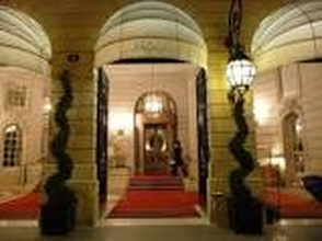 The Ritz Paris Grand Entrance