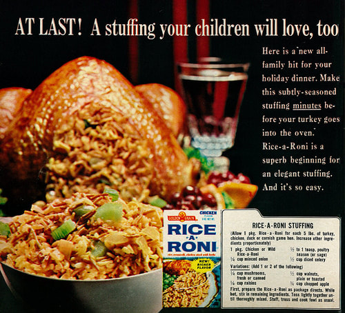 Rice-A-Roni Stuffing